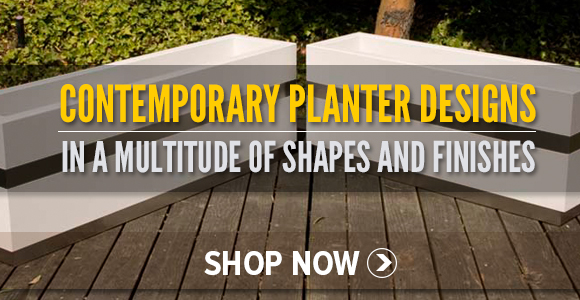 Shop Contemporary Planters