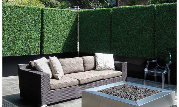 Outdoor Artificial Boxwood Hedges for Privacy