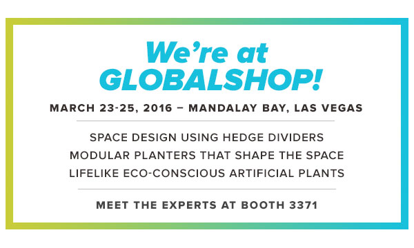 GlobalShop Expo - Retail and Storefront Design
