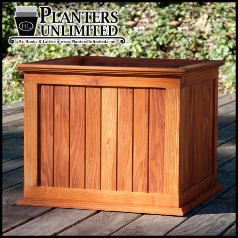 Large Custom Planters For Your Business